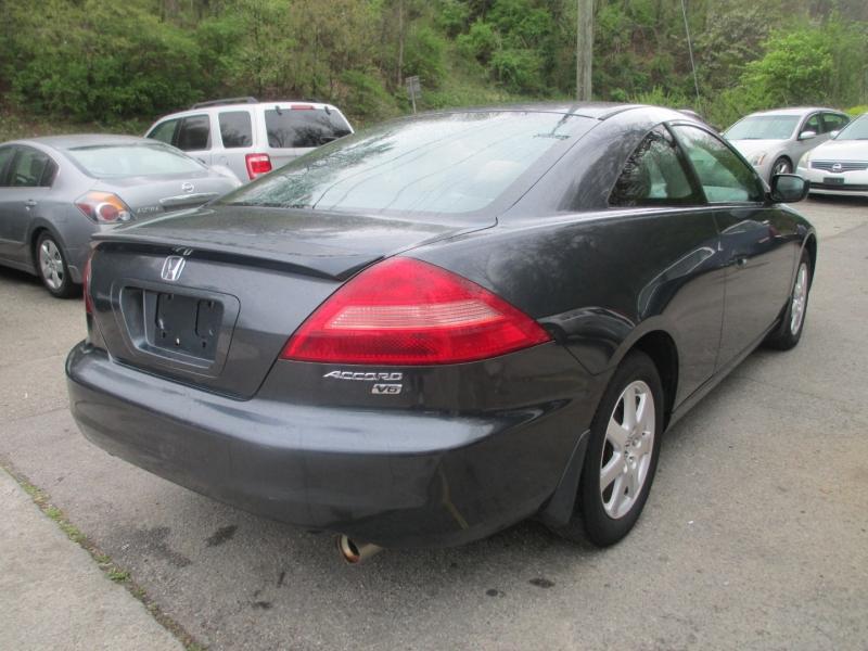 Honda Accord Cpe 2005 price $2,795