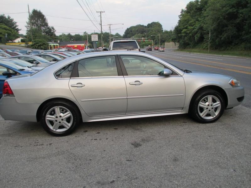 Chevrolet Impala Police 2013 price $5,995
