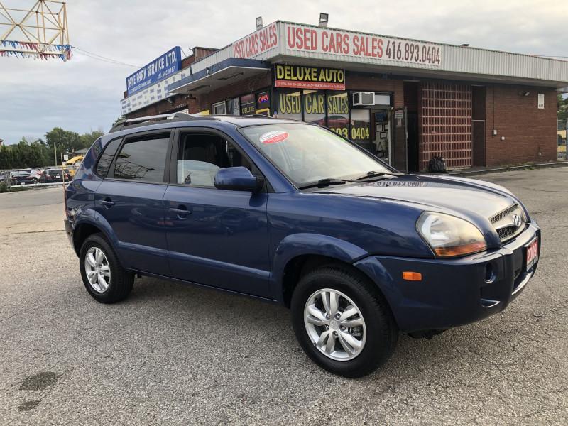 Hyundai Tucson 2009 price $4,995