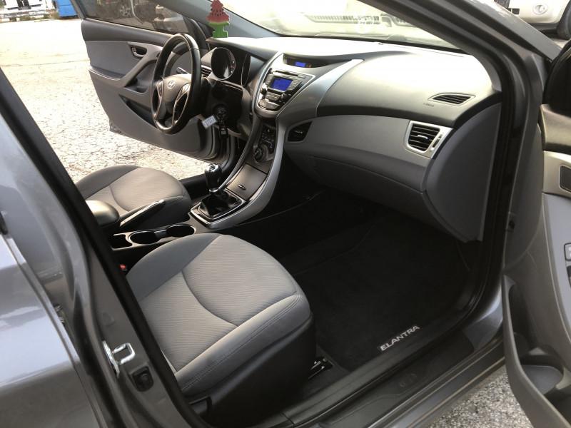 Hyundai Elantra 2013 price $5,495