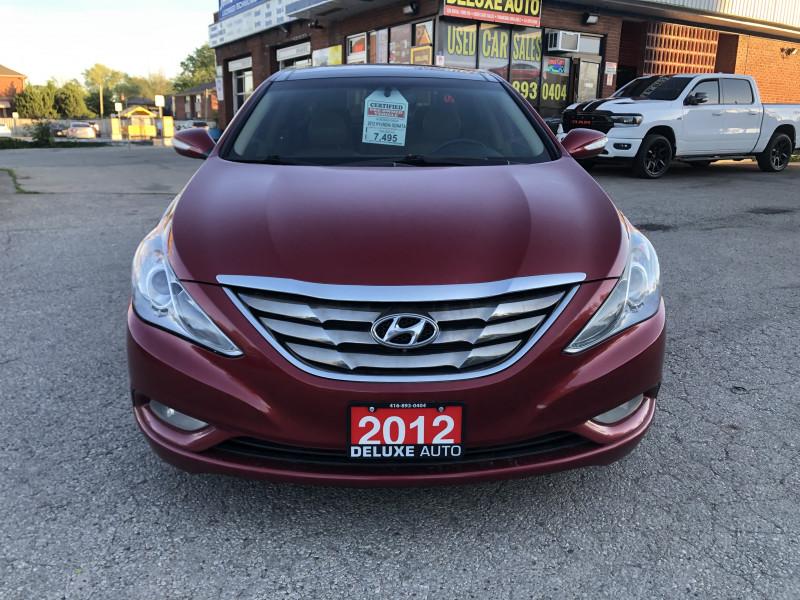 Hyundai Sonata 2012 price $7,495