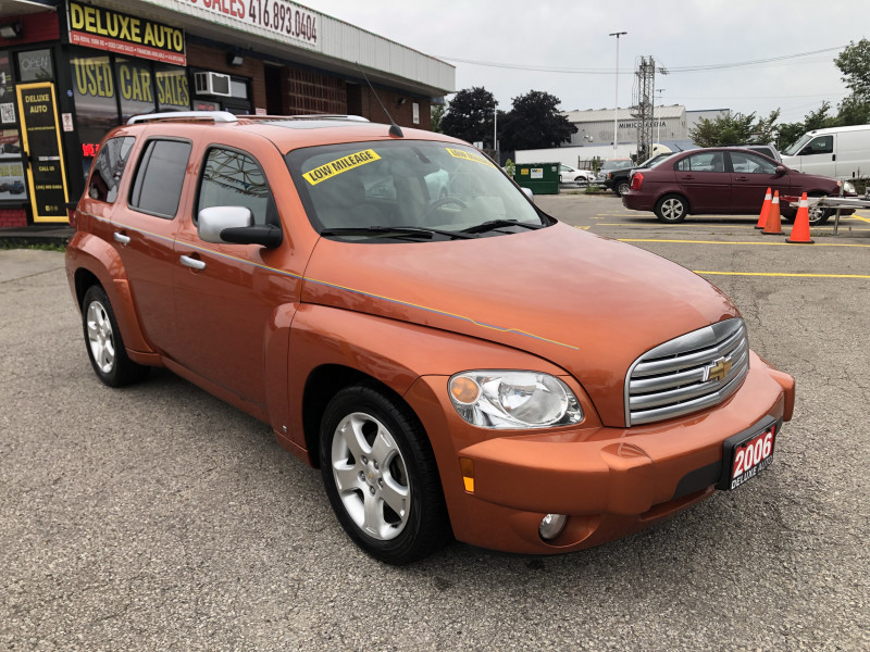 Chevrolet HHR 2006 price $7,495