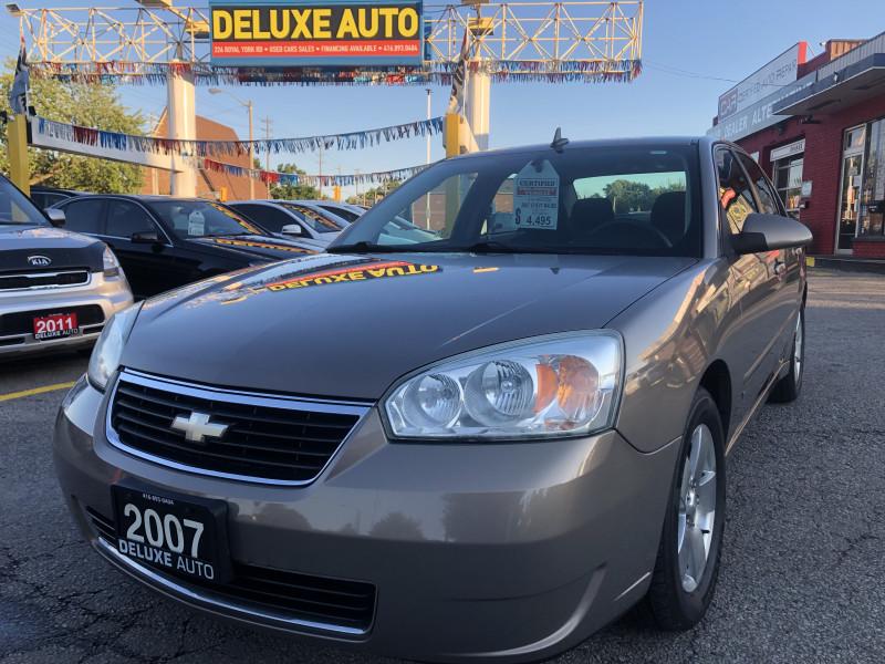 Chevrolet Malibu 2007 price $4,495