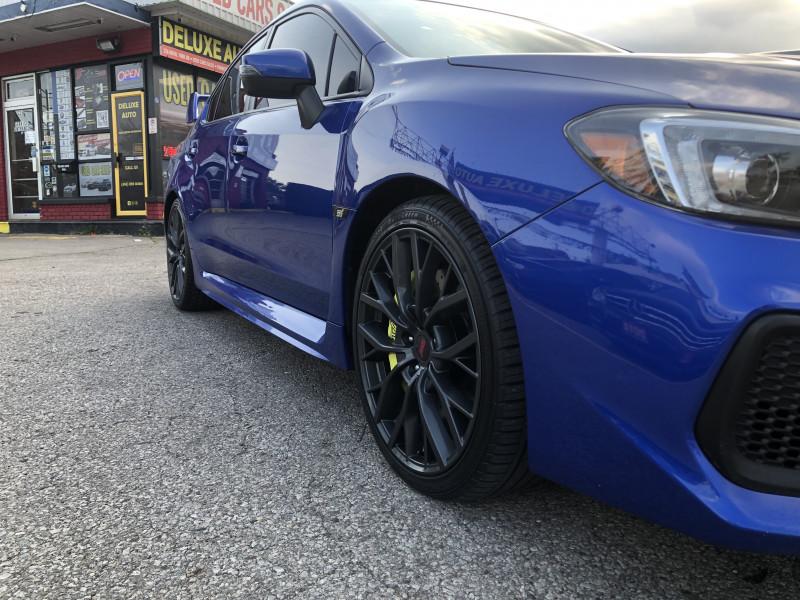 Subaru WRX 2018 price $36,495