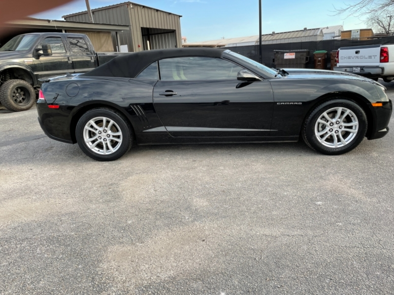 Chevrolet Camaro 2015 price $13,995