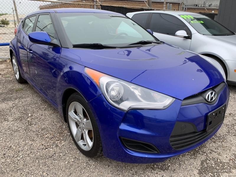 Hyundai Veloster 2012 price $4,999 Cash