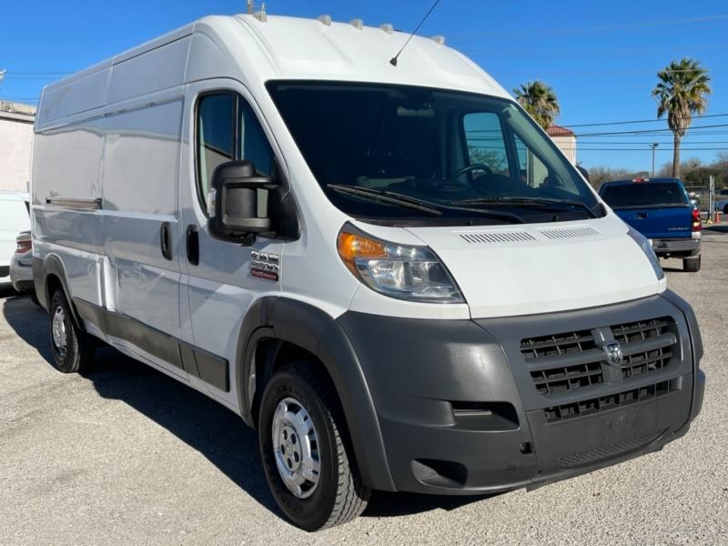RAM ProMaster Cargo Van 2015 price $21,995