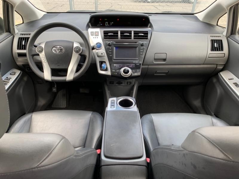 Toyota Prius v 2012 price $10,995