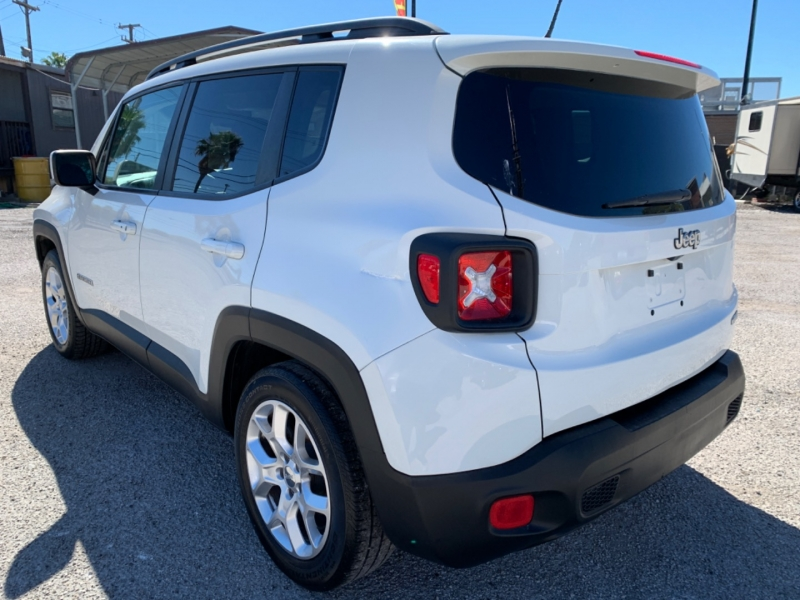 Jeep Renegade 2015 price $14,995