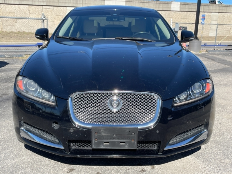 Jaguar XF 2013 price $14,995