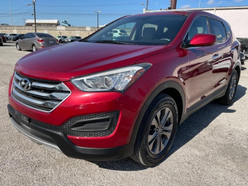 Hyundai Santa Fe Sport 2016 price $13,995