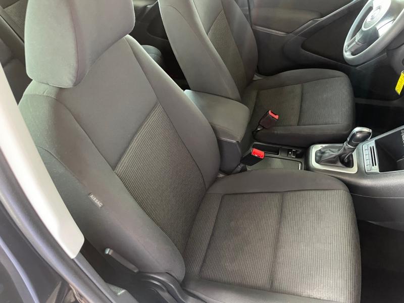 Volkswagen Tiguan 2017 price $15,995