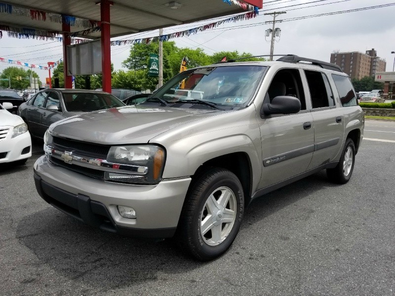 Chevrolet TrailBlazer 2003 price $4,265