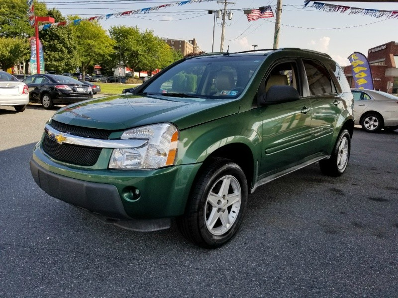 Chevrolet Equinox 2005 price $4,265