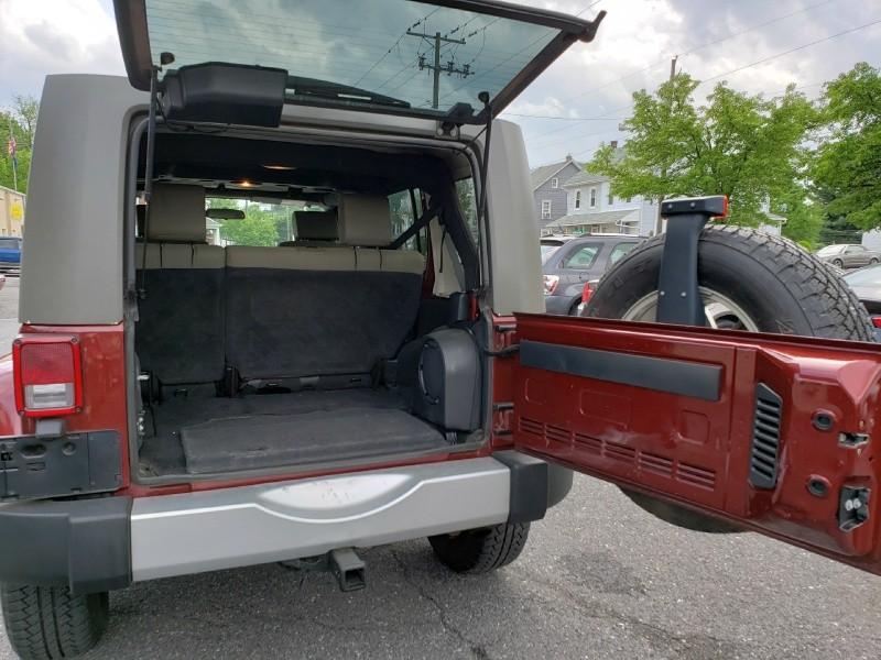 Jeep Wrangler 2008 price $14,995