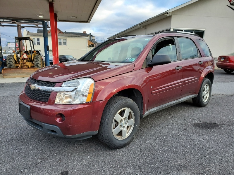 Chevrolet Equinox 2008 price $7,500