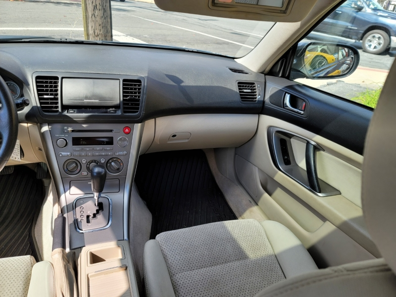 Subaru Legacy Sedan 2006 price $7,500