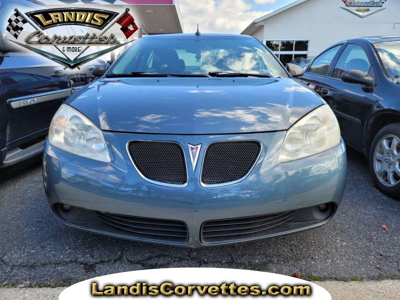 Pontiac G6 2005 price $4,265