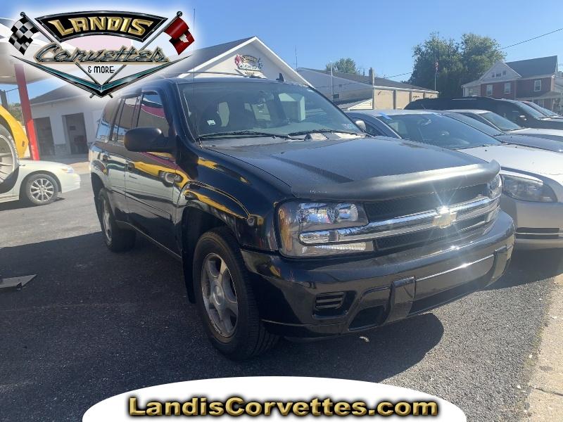Chevrolet TrailBlazer 2007 price $7,995