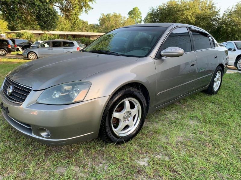 NISSAN ALTIMA 2006 price $1,950