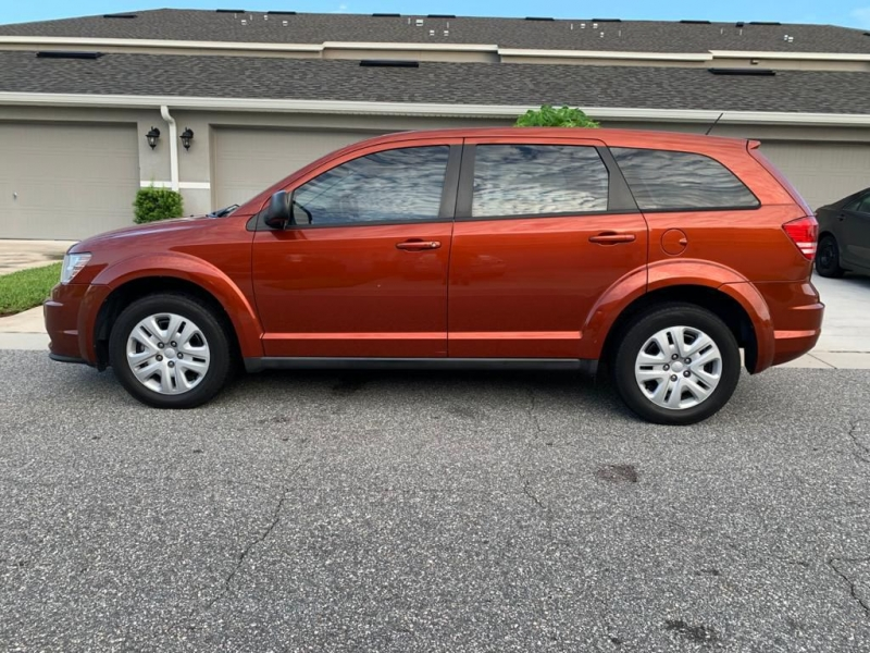 DODGE JOURNEY 2013 price $5,299