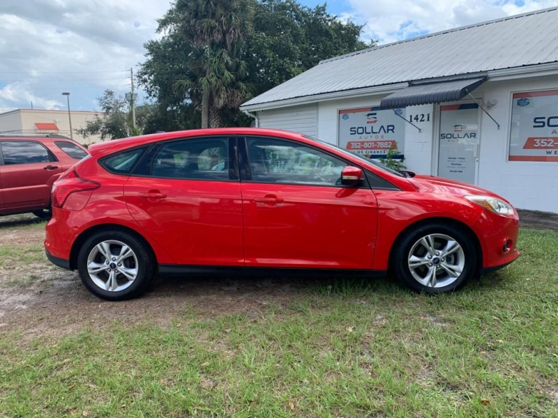 FORD FOCUS 2013 price $5,250
