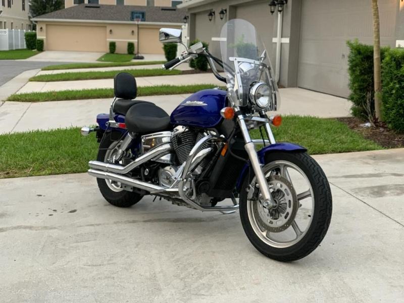 HONDA MC 1100 CC 2006 price $2,900