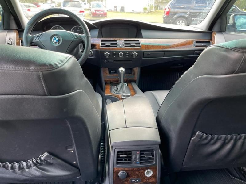 BMW 525 2007 price $4,600