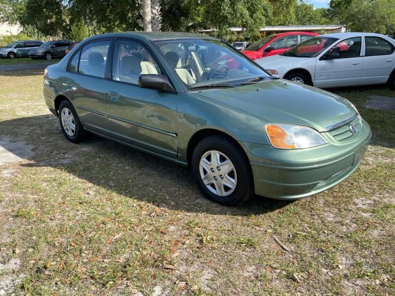 HONDA CIVIC 2003 price $3,650