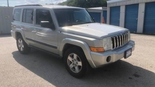 Jeep Commander 2007 price $5,498