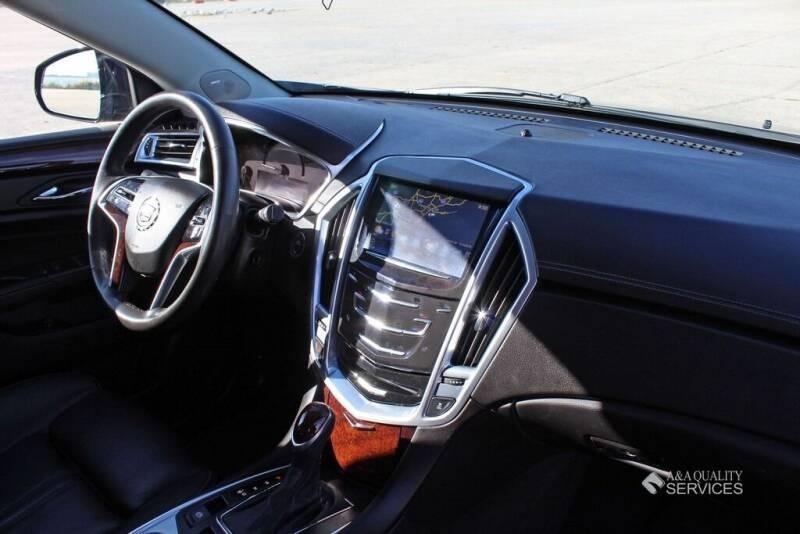 Cadillac SRX 2014 price $9,998