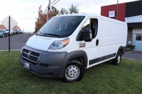 RAM ProMaster Cargo Van 2017 price $15,998
