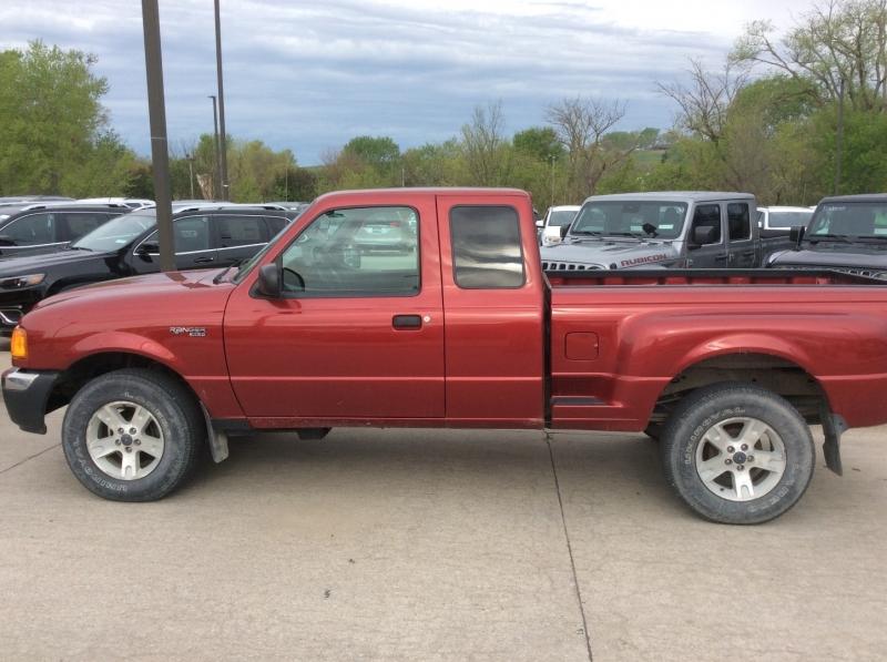 Ford Ranger 2004 price $5,500