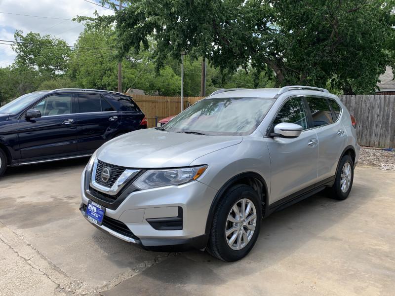 Nissan Rogue 2018 price $15,998