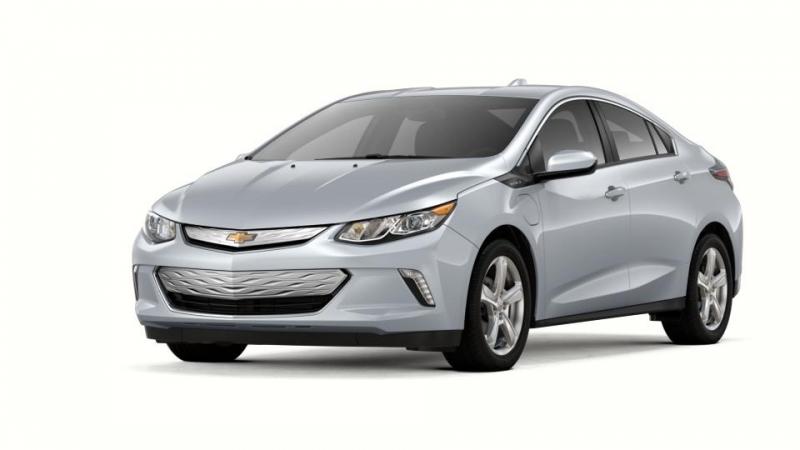 Chevrolet Volt 2018 price $20,998