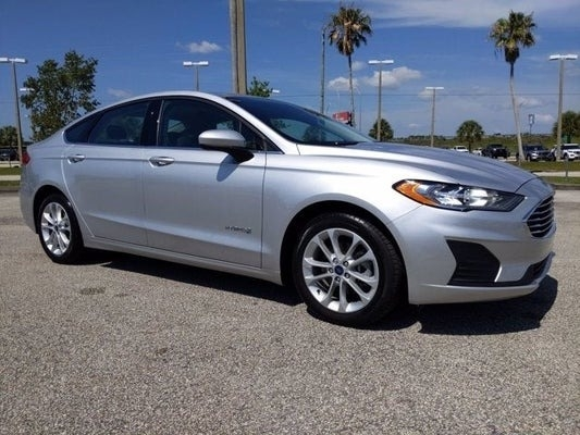 Ford Fusion Hybrid 2019 price $14,498