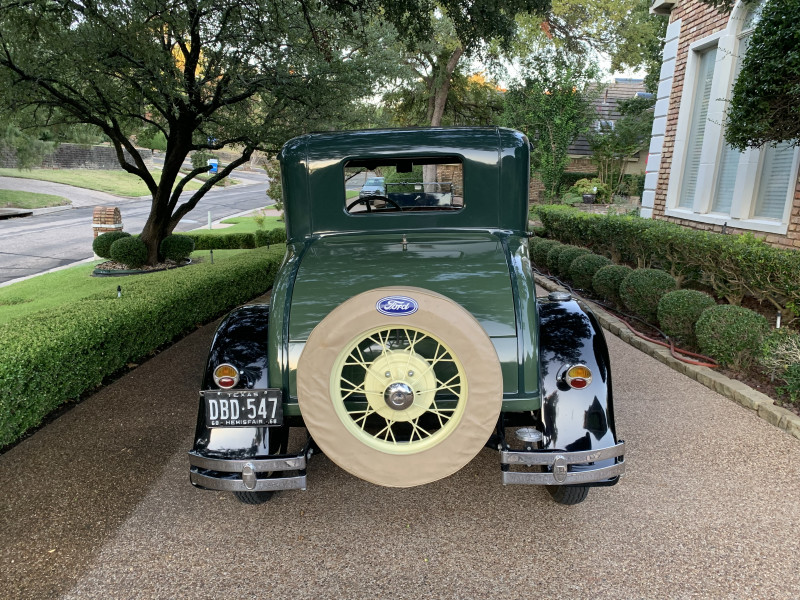 Ford Model A 1931 price $25,000