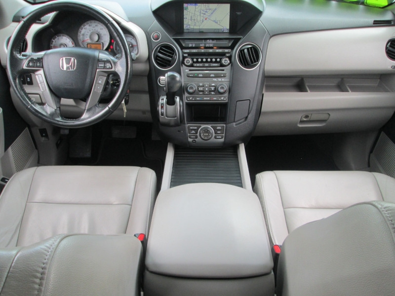 Honda PILOT TOURING EDITION AWD 2015 price $20,495