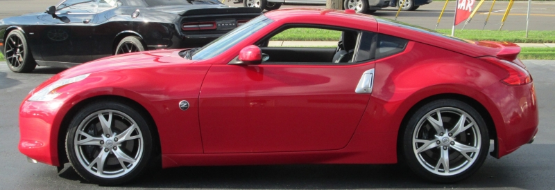 Nissan 370Z TOURING EDITION 2009 price $16,995