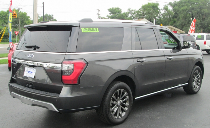 Ford EXPEDITION MAX LIMITED 2019 price $43,995