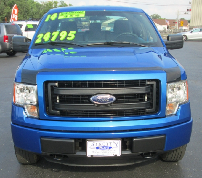Ford F-150 SUPERCAB STX 4X4 2014 price $21,995