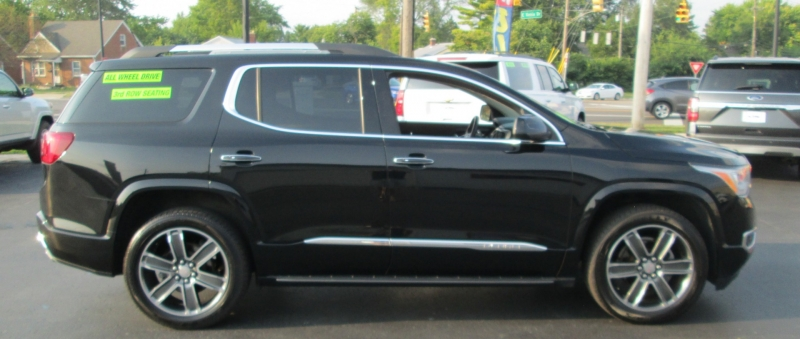 GMC ACADIA DENALI AWD 2017 price $29,995