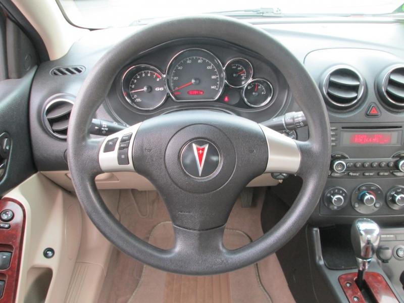 Pontiac G6 4DR SEDAN 2007 price $5,995