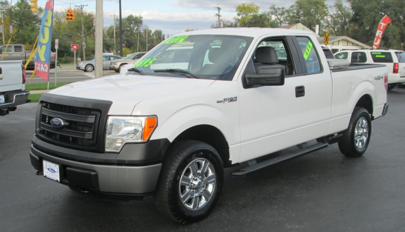 Ford F-150 4DR SUPERCAB 4X4 2014 price $18,695
