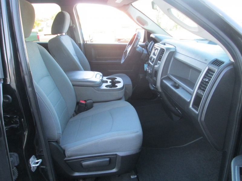 RAM 1500 QUAD CAB EXPRESS 4X4 2014 price $21,495