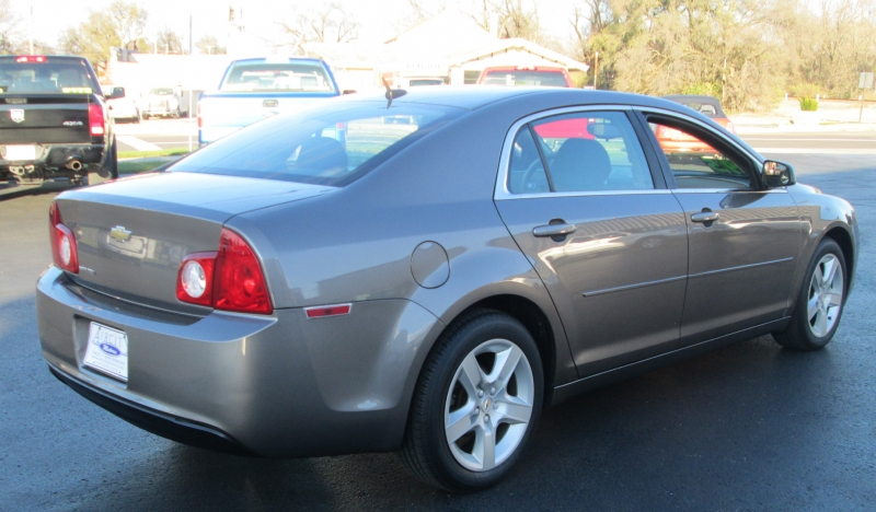 Chevrolet MALIBU 4DR SEDAN LS 2011 price $5,995