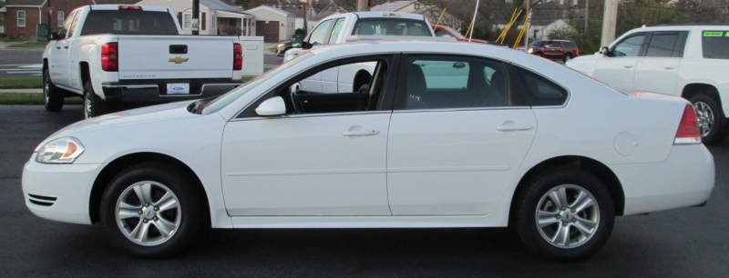 Chevrolet IMPALA 4DR SEDAN LS 2012 price $6,695