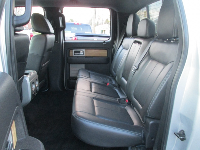 Ford F-150 SUPER CREW LARIAT 4X4 2011 price $20,995