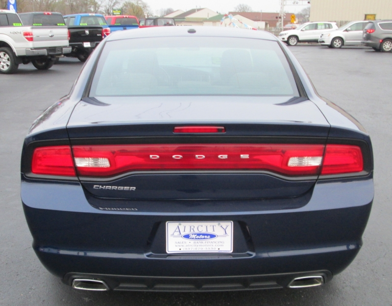 Dodge CHARGER 4DR SEDAN SE 2014 price $11,995