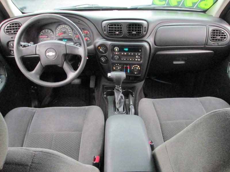 Chevrolet TRAILBLAZER LT 4X4 2008 price $6,995
